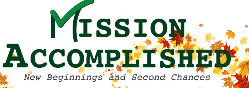 Mission Accomplished Logo